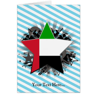 United Arab Emirates Star Card