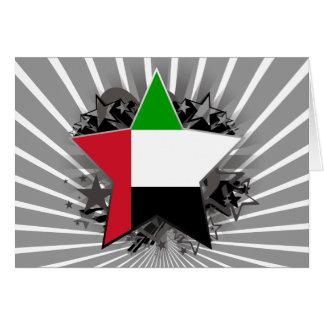 United Arab Emirates Star Cards