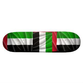 UNITED ARAB EMIRATES TABLAS DE SKATE