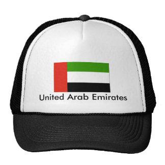 united arab emirates trucker hats