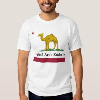 United Arab Emirates UAE Poleras