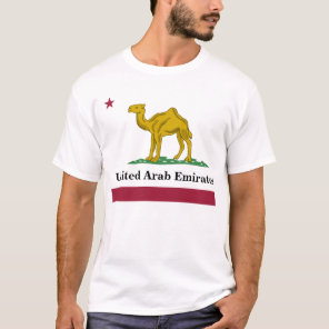 United Arab Emirates UAE T-Shirt