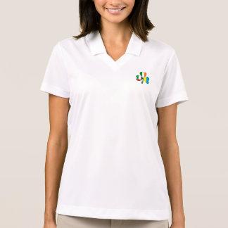 United Arab Emirates, Ukraine, Ireland Shamrock Polo Shirt