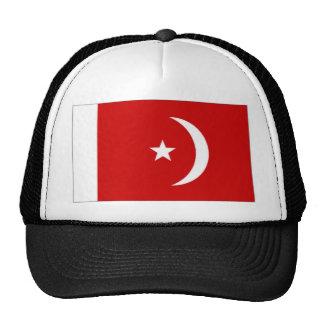 United Arab Emirates Umm al Qaiwan Flag Mesh Hats