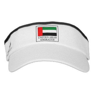 United Arab Emirates Visor