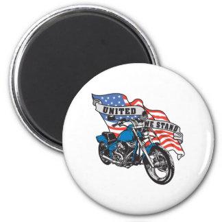 United Biker Magnet