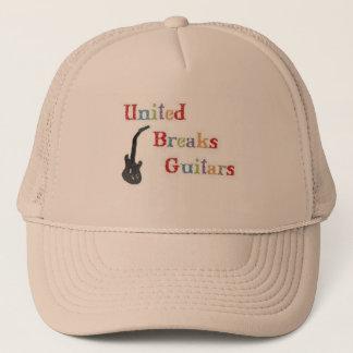 United Breaks Guitars Trucker Hat
