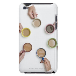 United business teamwork & teambuilding concept Case-Mate iPod touch case