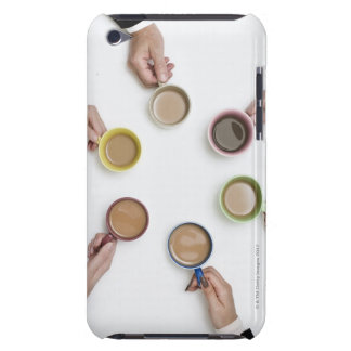 United business teamwork & teambuilding concept iPod touch cases