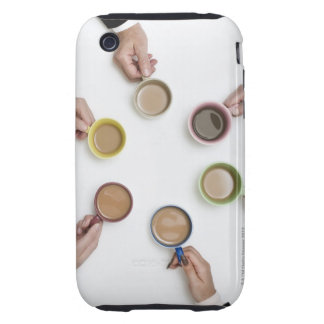 United business teamwork & teambuilding concept tough iPhone 3 cover