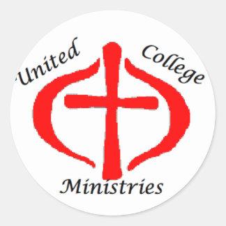 United College Ministries Sticker