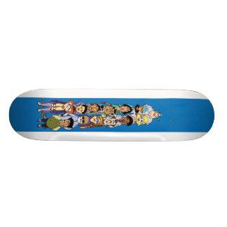 United Colors of America skateboard!