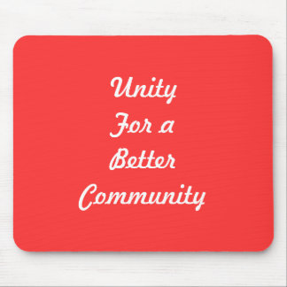 United Community Mousepads
