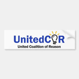 United CoR Bumper Sticker