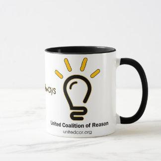 United CoR Reasonable Mug