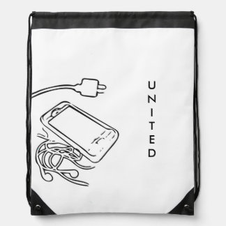 United Drawstring Backpack