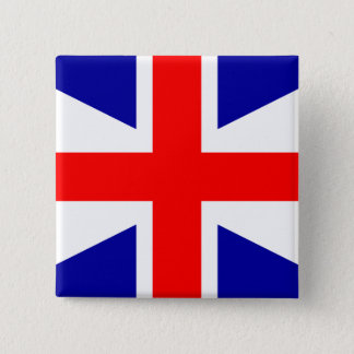 United Empire Loyalists flag Button