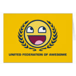 United Federation of Awesome Card