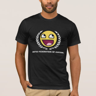 United Federation of Awesome T-Shirt