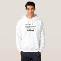 UNITED FOR CHANGE APPAREL HOODIE