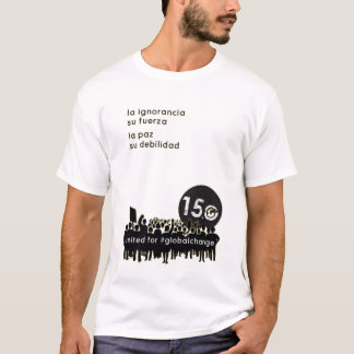 United for #global change T-Shirt