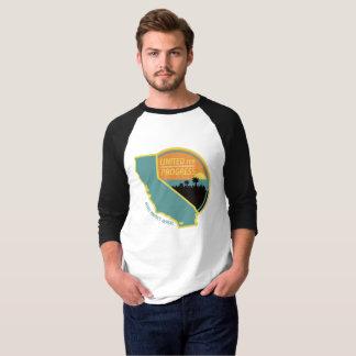 United for Progress - Mens Baseball Style Shirt