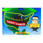 United Foreclosures of America Post Card