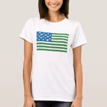 United Friends Flag - Women's T-Shirt