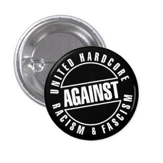 United hardcore.. rintanappi/button pinback button