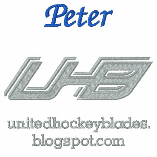 United Hockey Blades (Primary) Embroidered Polo Shirt