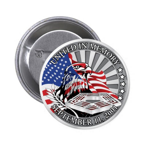United In Memory Button
