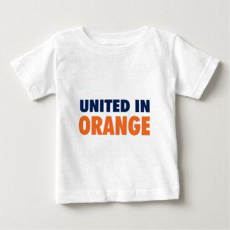 United in Orange Baby T-Shirt