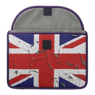 United Kindom Union Jack Flag Sleeve For MacBook Pro