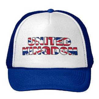 United Kingdom 005 Trucker Hat