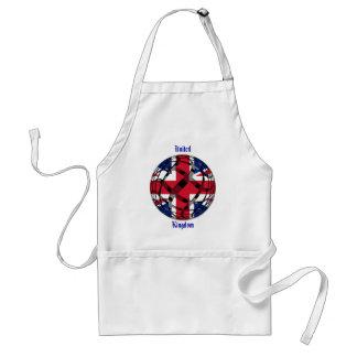 United Kingdom #1 Adult Apron