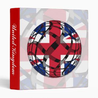 United Kingdom #1 Binder