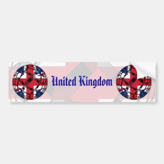 United Kingdom #1 Bumper Sticker
