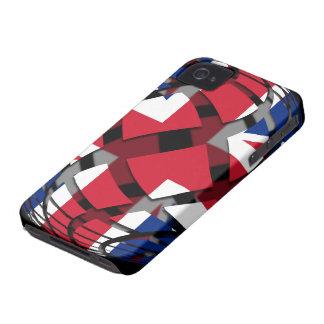 United Kingdom #1 iPhone 4 Case-Mate Case