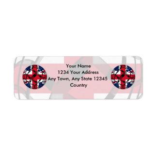 United Kingdom #1 Label