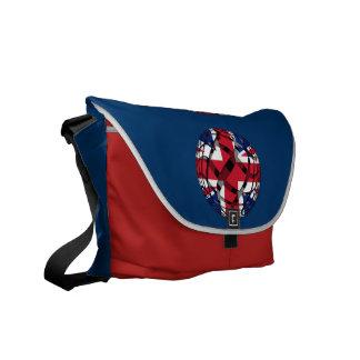 United Kingdom #1 Messenger Bag