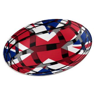 United Kingdom #1 Plate
