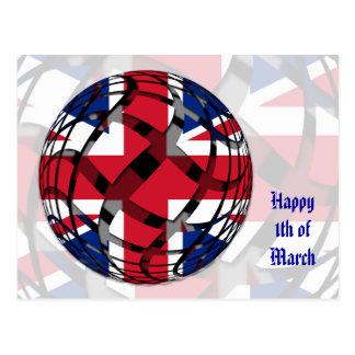 United Kingdom #1 Postcard