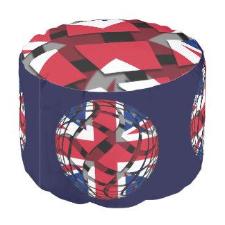 United Kingdom #1 Pouf
