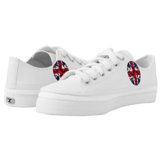 United Kingdom #1 Printed Shoes