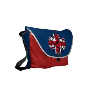 United Kingdom #1 Small Messenger Bag