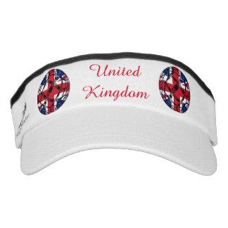 United Kingdom #1 Visor