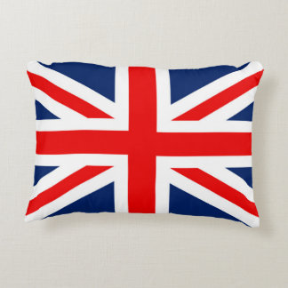 United Kingdom Accent Pillow