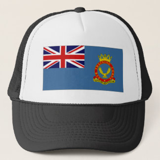 United Kingdom Air Training Corps Flag Trucker Hat