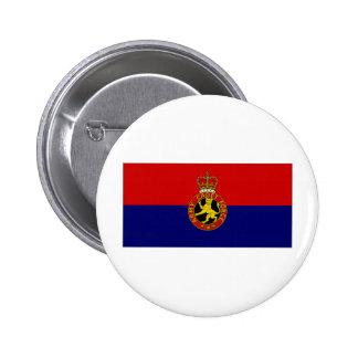 United Kingdom Army Cadet Force Flag Pinback Button