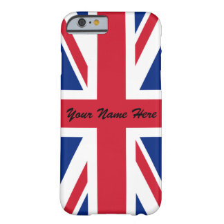 united kingdom barely there iPhone 6 case